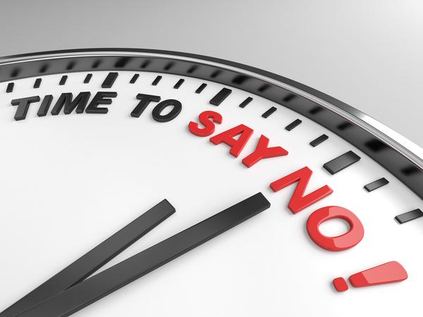 Kommunikation: Klare Grenzen setzen – aber wie? Nein sagen auf positive Art
